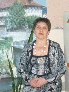 Власова Ирина Борисовна