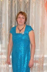 Полина Петровна Борцова
